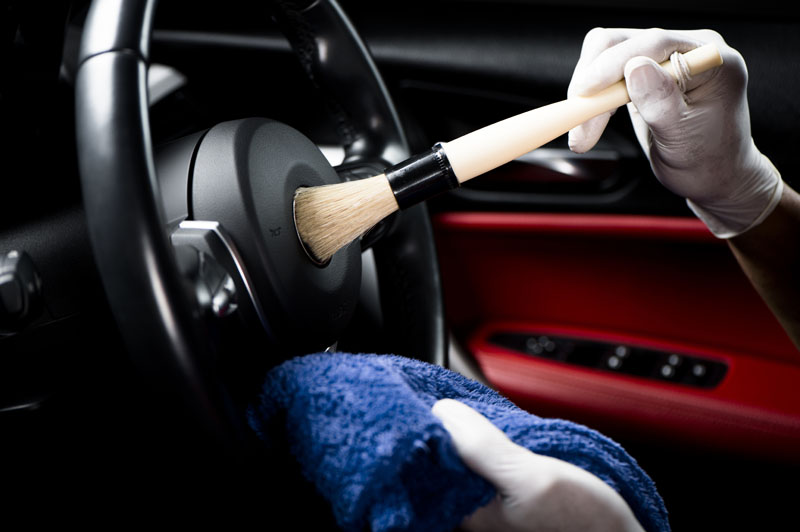 Pro Car Clean | Interieur cleaning