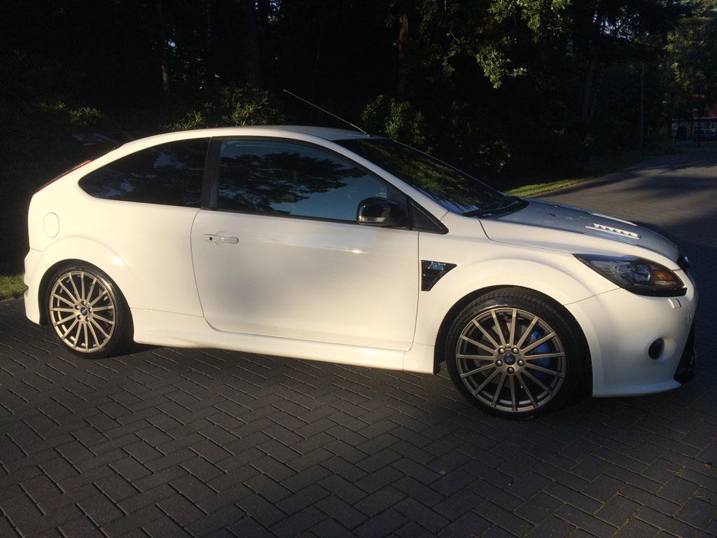 Car cleaning in Wierden
